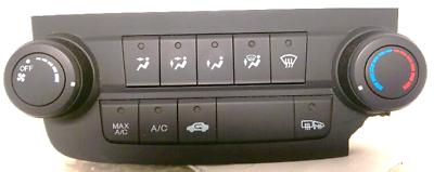 Auto Parts & Accessories Car & Truck A/C & Heater Controls ...