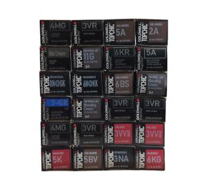 24x60ml-Goldwell-Topchic-Tuben-Haarfarben-verschiedene-Sorten-Neu-amp-OVP-4