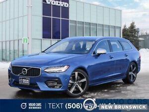 2019 Volvo V90 T6 R-Design AWD | REDUCED | FULL VOLVO WARRANT...