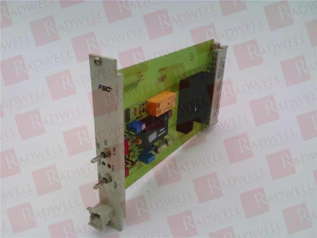 Honeywell 10310/2/1 Earth Leakage Detector in 1amp 24vdc out 115v