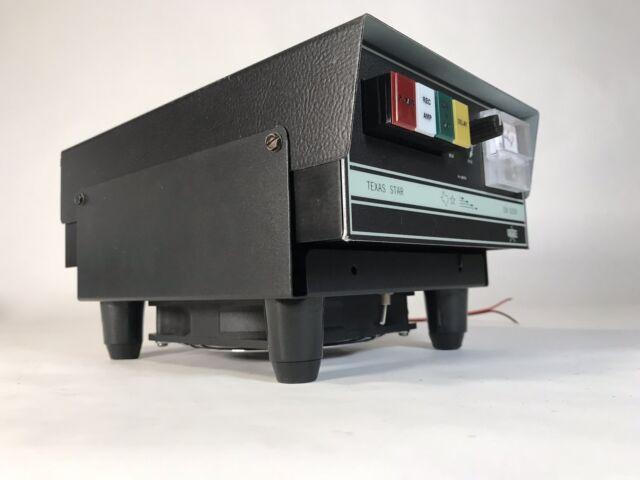 Cooling Fan TEXAS STAR FAN KIT Fits DX667v DX500 DX500v DX400 Linear CB Ham  Amps