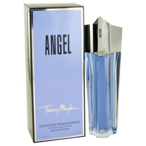Angel By THIERRY MUGLER FOR WOMEN - Eau De Parfum Spray & Eau De Toilette Spray