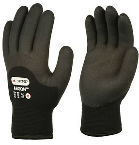 5-x-Pairs-Of-Skytec-Argon-HPT-Foam-Cold-Grip-Gloves-Winter-Safety-Thermal-Work