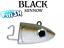 Fiiish-Black-Minnow-70-Jig-Head miniature 1