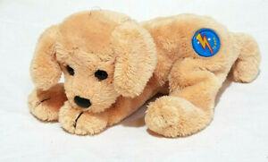 TY Beanie Baby 2.0  2007 FLETCH the Golden Retriever (6.5 inch) Retired EXC Cond