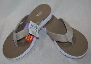 Skechers Women's On the GO 400 Vivacity Taupe Sandals - Size 8/9/10/11 NWB