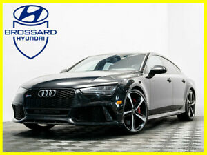 2016 Audi RS7 CARBONE EDITION BOSE CUIR NAV RS7!!! RARE !!!