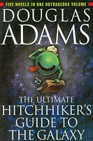 The Ultimate Hitchhiker`s Guide To The Galaxy By Douglas Adams, (paperback), Del on sale