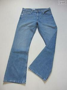 Levi-039-s-507-Bootcut-Jeans-Hose-W-32-L-34-NEU-light-Faded-Denim-RARITAT