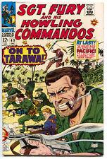 Sgt. Fury #49 (Dec 1967, Marvel)