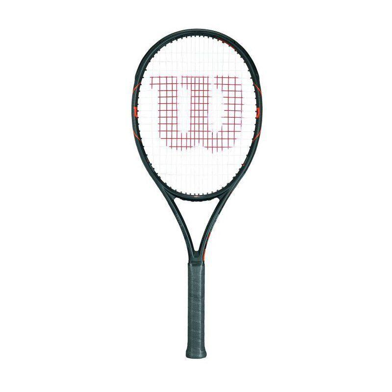 Wilson Burn FST 99s tuned handle l3 4 3 8 Tennis Racquet