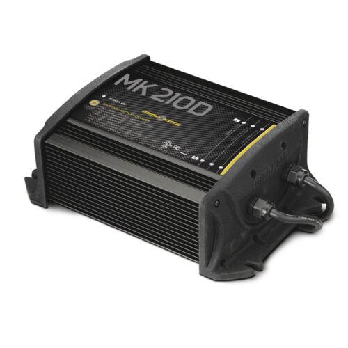 Minn Kota MK-210D Digital On-Board Marine Boat Battery Charger 12V 2 Bank 5 Amp