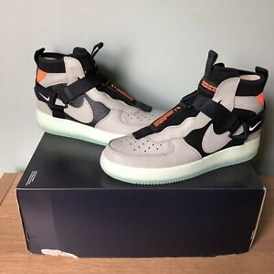 Details about Nike Air Force 1 Mid Utility Spruce Fog UK10US11EU45 Brand New AQ9758 300