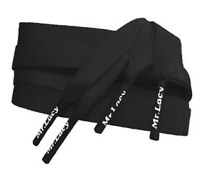MR-LACY-SILKIES-FLAT-RIBBON-SHOELACES-LACES-120cm-long-7mm-wide-FREE-UK-P-amp-P