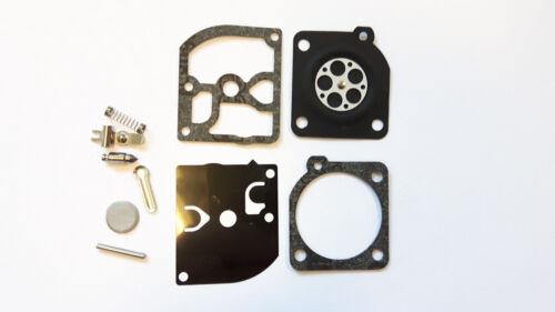 Zama RB-39 Carb Kit pour Homelite//McCulloch Tronçonneuse Carburateur Réparation Diaphragme