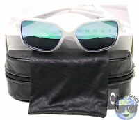 Oakley Women's Sunglasses Proxy Oo9312-07 Polished White W/ Jade Iridium | | on sale