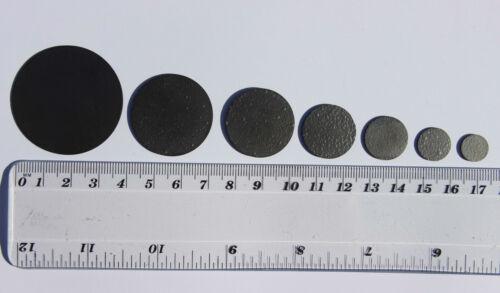 28 Pyrolytic graphite disc 10 20 25 12,16,18 21 31 36 /& 47 dia x 0.75 mm