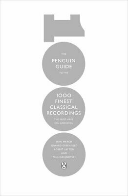 the penguin guide to the 1000 finest classical recordings pdf