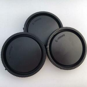 2PCS-Rear-Lens-cap-for-Sony-E-mount-camera-NEX3-5-6-7-A6000-A7-A7R-A7II-A7S-Nice