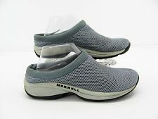 Merrell Primo Breeze II Womens Blue Athletic Clogs Mules Shoe 9.5M Pre Owned #A7