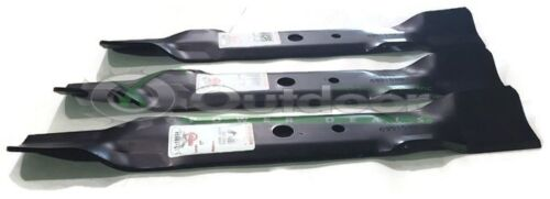 SET OF 3  Blades For 48-in Deck Replaces GX20250  10634