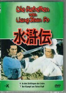 I ribelli dal Liang Shan Po-parte 6 + 7-DVD-NUOVO + OVP-dvd-424