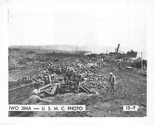 044-Vintage-USMC-Photo-Iwo-Jima-Operation