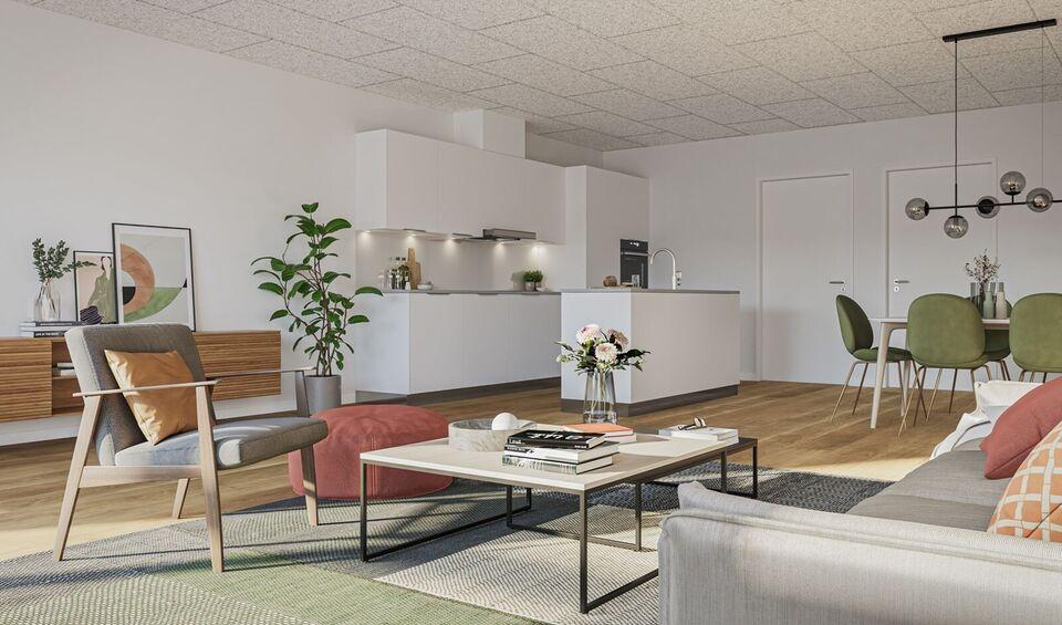 8920 vær. 4 lejlighed, m2 99, Sværdet