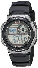 CASIO AE-1000W-1BVSDF BLACK WATCH FOR MEN - COD + FREE SHIPPING
