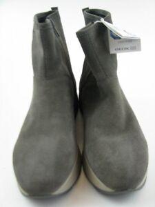 Damen Stiefeletten GEOX RESPIRA C6029 TAUPE mit dem Keilabsatz Gr:36-41 Neu