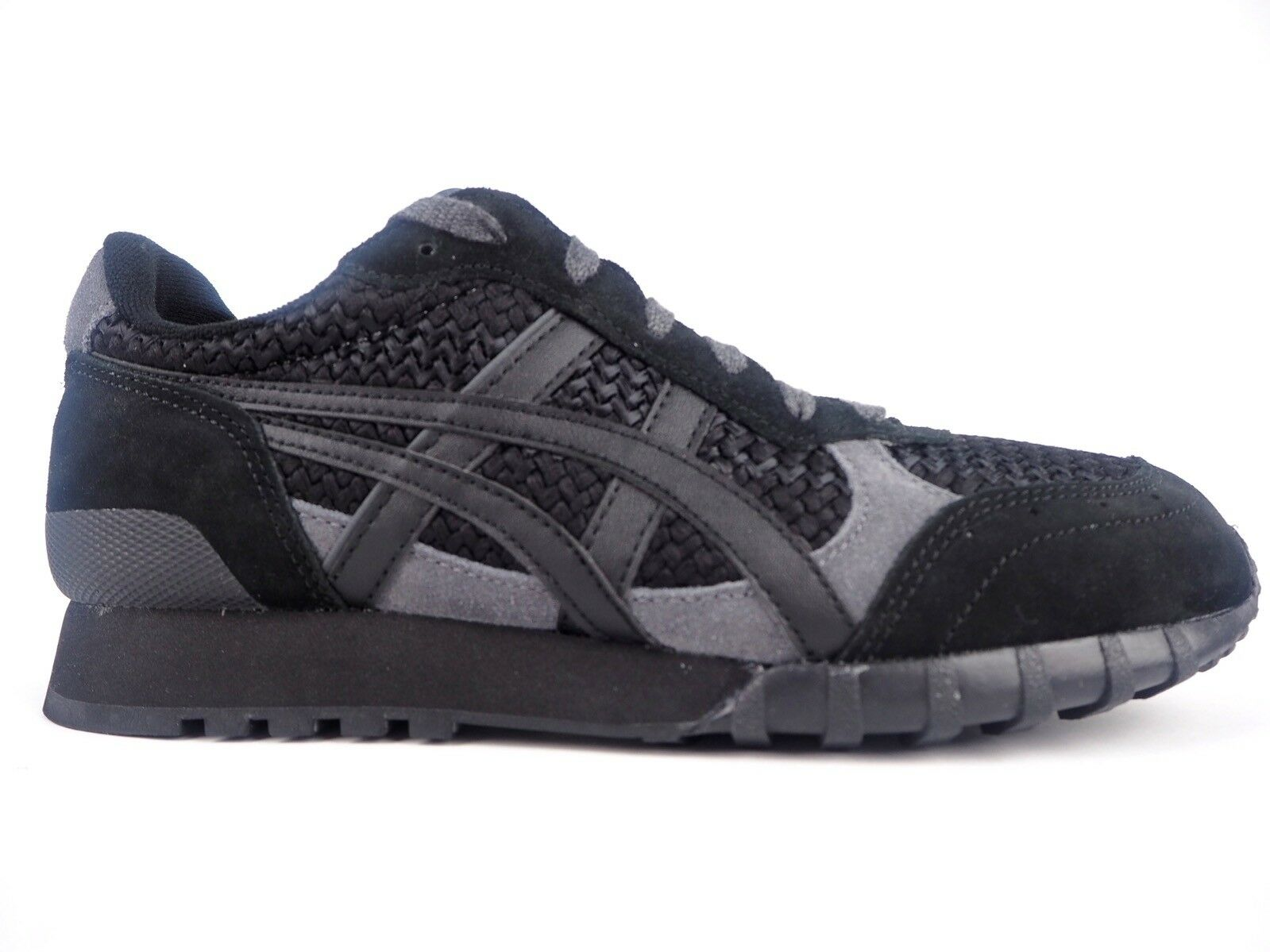 Onitsuka Tiger colorado Eighty Five D804N 9090 Black Lace Up Casual Trainers