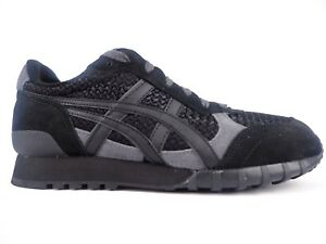 pretty nice d6dba 930d8 Details about Onitsuka Tiger Colorado Eighty Five D804N 9090 Black Lace Up  Casual Trainers