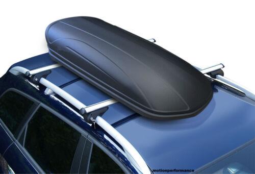 MWay Aluminium Lockable Car Roof Rack Rail Bars /& 320L Box for Mercedes M Class