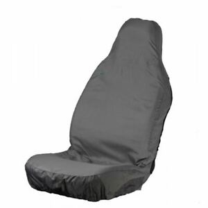 TOWN-amp-COUNTRY-CAR-SEAT-COVER-FRONT-SINGLE-GREY-3DFGRY-TOP-QUALITY-ITEM