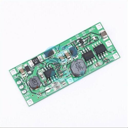 3.7V 18650 Lithium Battery UPS Voltage Converter DC 12V Charging Booster Module