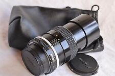 Nikon Nikkor 135mm f/3,5, AI,  f. analog und digital