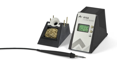 Ersa i-CON NANO Electronically Temperature-Controlled Soldering Station,80W,115V