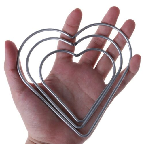 Heart Metal Dream Catcher Dreamcatcher Ring Macrame Craft Hoop DIY Accessories