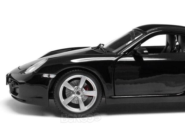 Porsche Cayman S 1:18 Scale Diecast Model
