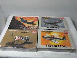 Mini-craft-hobby-craft-1-48-scale-aircraft-lot-mib
