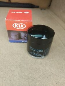 GENUINE new  Kia Oil Filter . 26300 35531  BARGAIN!!