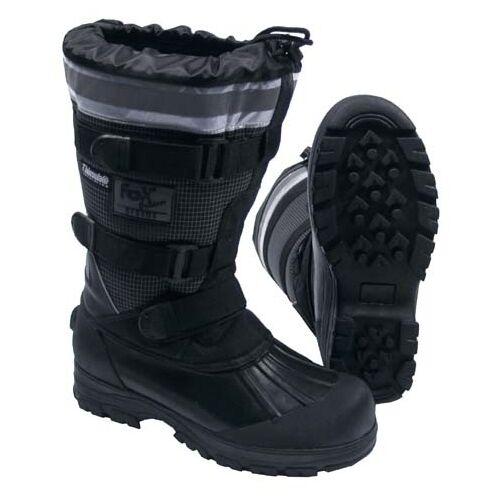 botas para Clima Frío Fox-Xtreme con Suela de Goma Negro Varias Tallas