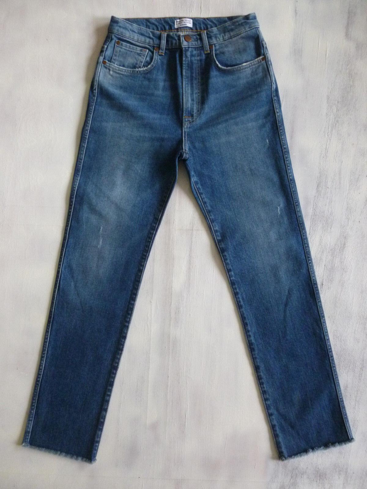 Pepe London REBORN BETTY 84 slim leg high-waist Jeans Hose Gr 34-36 W27 L28 Neu   Schönes Design    Sehr gute Farbe    Fein Verarbeitet    Diversified In Packaging    Überlegen