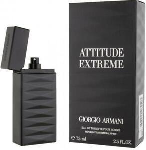 Giorgio Armani Attitude Extreme Eau De Toilette Vapo Ml75