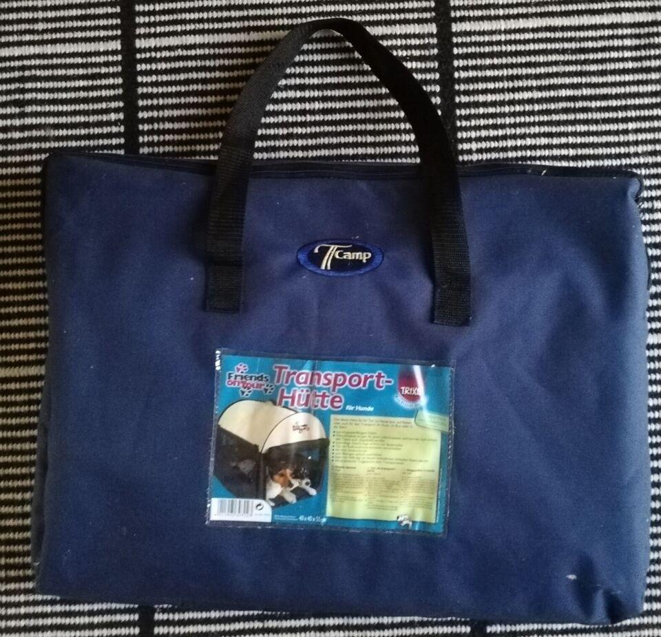Hundetaske, Transporttaske