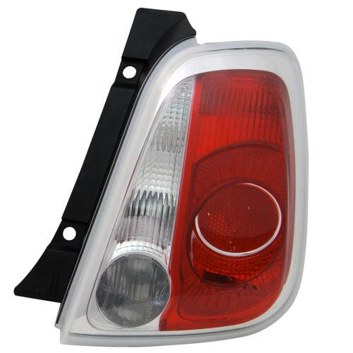 FEUX ARRIERE FIAT 500 500CC CC 10//2007 A 07//2015 PASSAGER DROIT