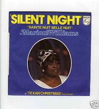 45 RPM SP MARION WILLIAMS SILENT NIGHT