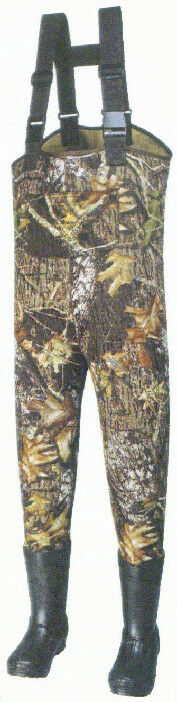 Proline W92308-5 MX4 Boys Winchester Camo 3.5MM Neoprene Chest Wader Size5 16042