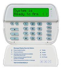DSC Security Alarm System-PK5500 PowerSeries 64-Zone LCD Full-Message Keypad