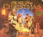 The Very First Christmas Board Book by Paul L Maier (Board book, 2007)